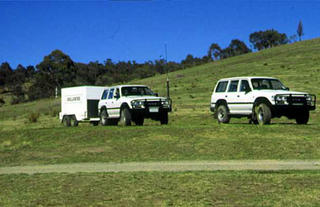 4WD Transport